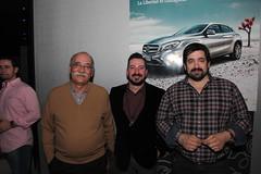40-Citycar Sur presenta los nuevos Mercedes-Benz Clase C y GLA con la espectacular actuación de Nancys Rubias
