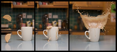 4/52 Splash triptic (manuegali) Tags: coffee tea splash 52 triptic