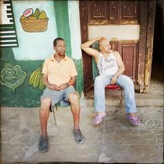 Old Havana series (Nick Kenrick.) Tags: cuba havana lahabana oldhavana dogdaysofsummer dogdays dogdayafternoon fidelcastro
