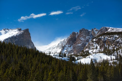 Rockies (Eddie 11uisma) Tags: park winter mountain rockies landscapes colorado rocky national eddie lluisma