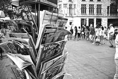 News (B. Lembo) Tags: barcelona blackandwhite streetphotography streetphoto barcelone blackandwithe