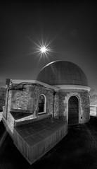 Star Burst at Ladd Observatory (Frank C. Grace (Trig Photography)) Tags: ri bro