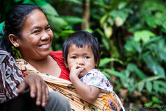 Baby in the Group 4612 (Ursula in Aus) Tags: sumatra indonesia unesco bukitlawang gunungleusernationalpark earthasia