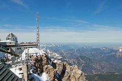 Zugspitze (mightymightymatze) Tags: vacation mountain holiday mountains alps berg austria tirol österreich spring holidays urlaub berge alpen ferien tyrol frühling zugspitze 2014 frühjahr zugspitzarena