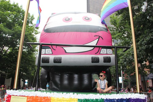 Seattle Pride 2015