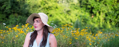 (trippgirdler) Tags: flowers summer portrait panorama woman beautiful 35mm landscape fuji nashville tennessee panoramic stitching fujifilm photostitch xt1 mirrorless