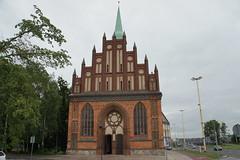 Szczecin, Poland, June 2015