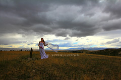wedding in ranfurly (rina sjardin-thompson photography) Tags: wedding weather mood ranfurly maniototo bride epic southisland newzealand nz rural rinasjardinthompson