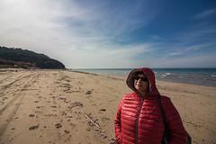 IMG_2007 (Antonio Todesco) Tags: mamma mom gargano pulia puglia calenella peschici mare spiaggia sea beach