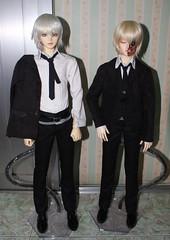 suits (clap_0809) Tags: dikadoll dika popodoll popo bjd doll shall ramiel