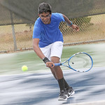 LHS Tennis, JV Men, v IHS, 3-27-2017, LRJ