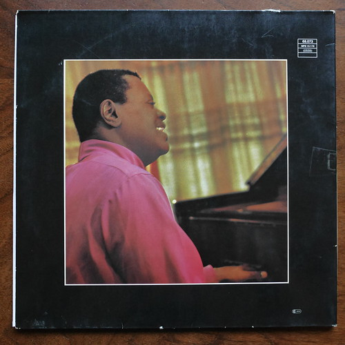 Backside Oscar Peterson Vol.1 - Action, with Ray Brown Bass, Ed Thigpen Drums, MPS 68.073, Exclusively for my friends