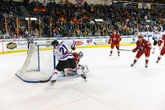 "Missouri Mavericks vs. Allen Americans, March 3, 2017, Silverstein Eye Centers Arena, Independence, Missouri.  Photo: John Howe / Howe Creative Photography • <a style=""font-size:0.8em;"" href=""http://www.flickr.com/photos/134016632@N02/33117917942/"" target=""_blank"">View on Flickr</a>"