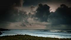 Sunset No. 6 @ Pescadero State Beach (CDay DaytimeStudios w/1,000,000 views) Tags: beach ca california californiasateparks cloud clouds cloudy cloudyday coastline pacificcoast pacificcoasthighway pescaderoca pescaderostatebeach road sanmateocoast sunset surf