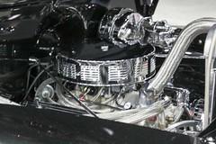IMG_1264 (kustomrydes) Tags: 1949 24105mm 50d 55thfinalshow carlcasper chevrolet ky black canon custom indoor kustomrydes kustomrydescom truck