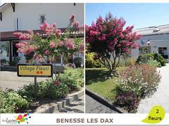 benesse1 (Tourisme Landes) Tags: landes fleurs vvf