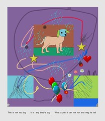 DOG (Sergio Savioli) Tags: thought reverie contemplation musing pondering qen الكلب շուն it txakur কুকুর куче 狗 cani pas hond aso koira ძაღლი σκύλοσ કૂતરો כֶּלֶב कुत्ता kutya hundur anjing madra 犬 asu ឆ្កែ 개 seh ຫມາ canis suns šuo kuri нохой ခှေး कुकुर سپي سگ pies cachorro ਕੁੱਤਾ câine собака taifau cù пас ڪتو බල්ලා pes eyga perro chien cane hund நாய் หมา köpek пес کتا chó הונט inja ci disegnatosuipad ipaddrawn ipadgezeichnet tabletdrawn mansbestfriend dogs dog sergiosavioli