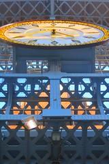 St Pancras Big Clock (gary8345) Tags: 2017 uk unitedkingdom greatbritain britain england london londonist stpancras station snapseed