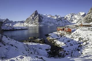 Winter in Lofoten -01-