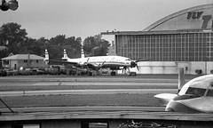 Chicago Midway Airport - TWA - Lockheed Constellation (twa1049g) Tags: chicago midway airport twa lockheed constellation 1049 1960 super g