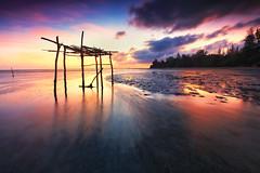 """""""Simpang Mengayau, Kudat"""" (KembaraAlam) Tags: simpangmengayau kudat borneo sabah malaysia asia visitmalaysia sunrise dawn landscape seascape scenery serenity outdoor canon canonasia singhray leefilter longexposure kembaraalam"""