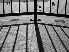 DSCF5417 (Neil Johansson LRPS) Tags: fuji fujifilm x30 fujifilmx30 digital black white blackandwhite monochrome noir light dark shadows urban urbanphotography urbanlandscape urbanwales streetphotography sociallandscape manalteredlandscape figures silhouette photo photograph photography cinematic yrhyl rhyl denbighshire northwales wales cyrmu uk