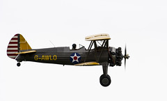 Photo of Boeing Stearman E75 G-AWLO