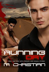 Running Dry (mchristianzobop) Tags: gay vampire erotica bookcover queer