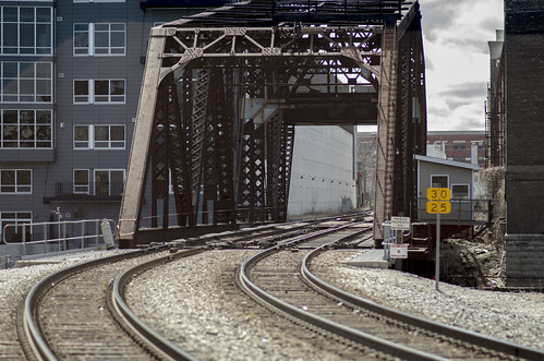 Bridge & Tracks