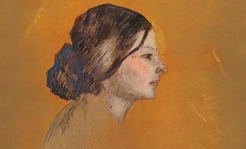 "Las Madeleines escuchando la soleada soledad, descripciones de Henri de Toulouse Lautrec (1889) y Pablo Picasso (1904). • <a style=""font-size:0.8em;"" href=""http://www.flickr.com/photos/30735181@N00/8815696474/"" target=""_blank"">View on Flickr</a>"
