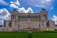 Altare della Patria, Rome, 20130311