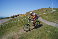 Aber Cyclefest - May 25th 2013 - Sony A55 0072 (colin&claire) Tags: bike mountainbike bikes downhill aberystwyth bicyles cyclefest