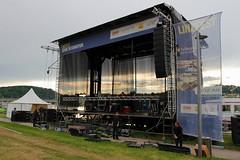 Linzfest 2013 -Tag 3 (austrianpsycho) Tags: linz stage ende donaupark linzfest abbauen bühne donaulände 20052013 linzfest2013