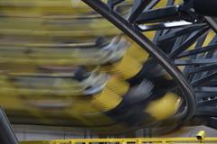 The Smiler at Alton Towers, UK (CoasterMadMatt) Tags: pictures park uk longexposure greatbritain england motion blur english june speed photography spring long exposure slow ride upsidedown loop photos unitedkingdom britain secret ministry 14 towers joy 7 x loops