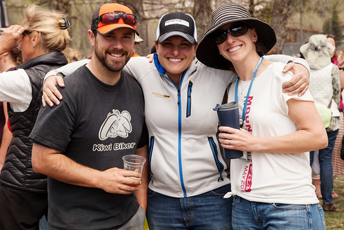 Happy Volunteers - Photo Credit Nori Lupfer