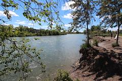 Sue Higgins park Calgary (davebloggs007) Tags: park calgary river pre bow sue floods higging 2013