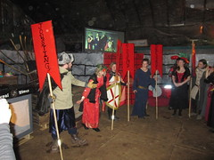introductions (sandwichgirl) Tags: antarctica medievaltimes mcmurdo 2013