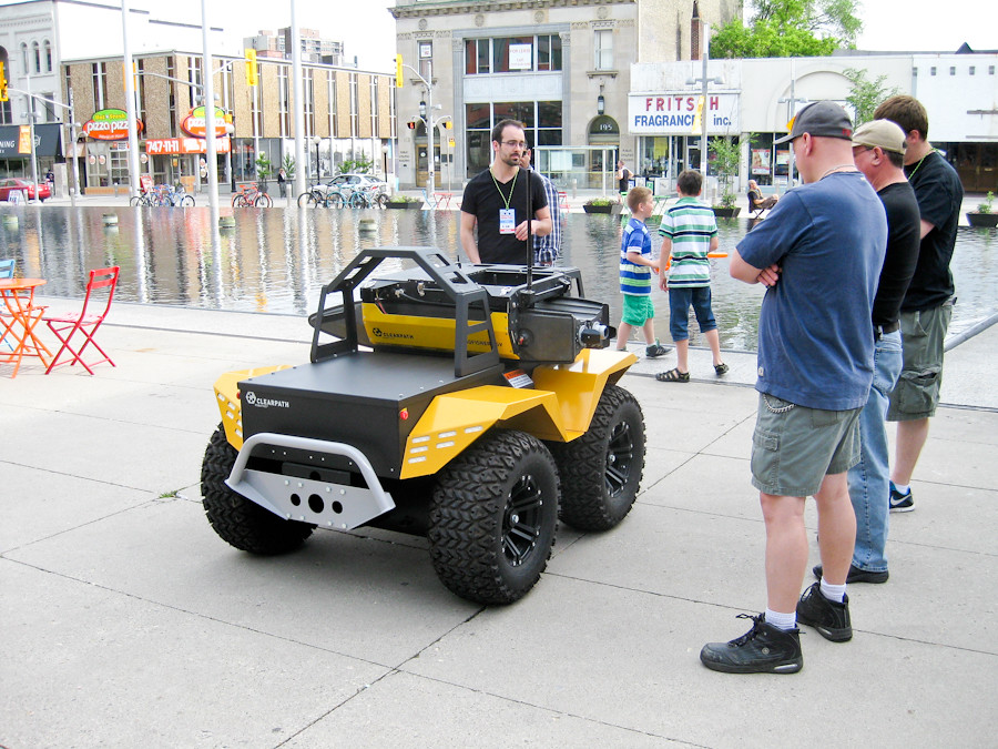 Waterloo Maker Faire 2013 097