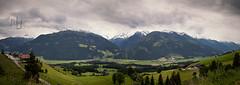 Tyrol Panorama 3.jpg (Nigel Jones LRPS) Tags: snow mountains alps clouds austria tyrol
