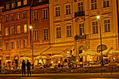 Night in Old Town / Warsaw (Dorota.S - !) Tags: night poland warsaw oldtown dorotas