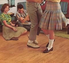 NOFMA Oak Floors (The Cardboard America Archives) Tags: floors vintage ads advertising oak flooring nofma