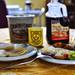 La super colazione offertami dai simpatici americani