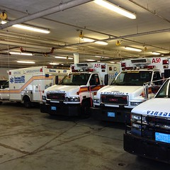 Just chillin at the office #BostonEMS #coop (Boston EMS Relief Association) Tags: instagram ifttt