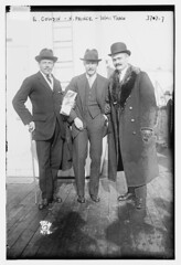 E. Cowdin, N. Prince, Wm. Thaw  (LOC) (The Library of Congress) Tags: aviation prince libraryofcongress aviator aviators thaw xmlns:dc=httppurlorgdcelements11 lafayetteescadrille williamthaw cowdin normanprince dc:identifier=httphdllocgovlocpnpggbain20673 elliottcowdin williamthawii