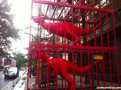 "Unos Trex por la calle • <a style=""font-size:0.8em;"" href=""http://www.flickr.com/photos/92957341@N07/9594337889/"" target=""_blank"">View on Flickr</a>"