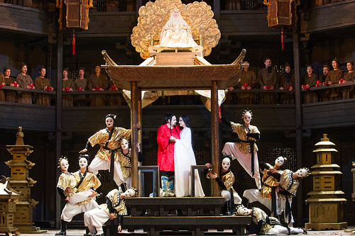 Your reaction: Turandot