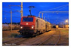 Prima et GEFCO (francoispobez) Tags: train zug e sur prima saône chalon gefco 37500 europorte