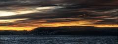 Bodensee Sundown (Elliott Bignell) Tags: sunset lake germany see sonnenuntergang sundown baden bodensee konstanz constance wrttemberg berlingen