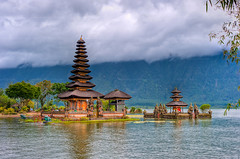 Good Information about Indonesia  tour (ghjvghvd) Tags: bali lake indonesia landscape geotagged temple countryside view cloudy landmark views destination fareast hdr hindutemple idn lakebratan candikuning indonesia2011 candikuningtemple banjarbunutpanggang candicuningtemple candikuninghindutemple