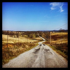 IMG_2367 (LooknFeel) Tags: road rural farm tennessee country paschall iphone4 takenwithiphone 20131022